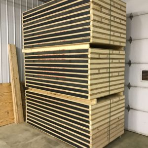 Rienk Inc. provides quality, custom pallets to the Northwest Iowa region. Including building the area's number one steel pallets.