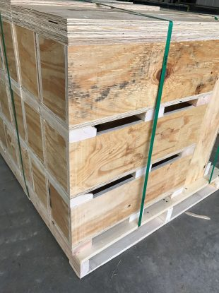 Rienk Inc. provides quality, custom pallets to the Northwest Iowa region. Including building the best plastic pallets